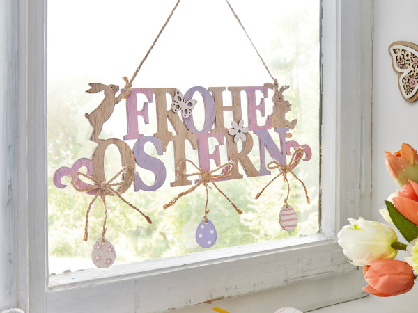 Mesaj decor Frohe Ostern – cod:221551
