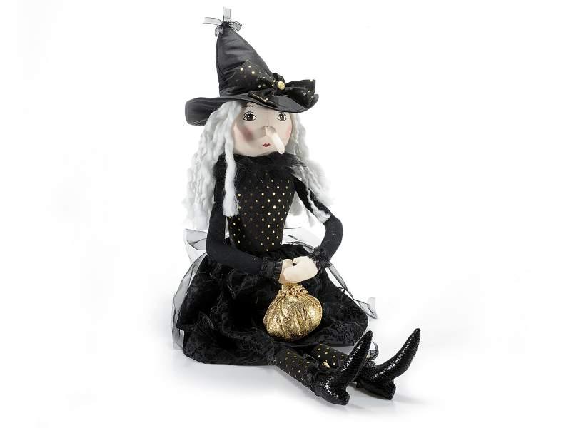 Vrajitoare neagra Halloween – Cod:562746