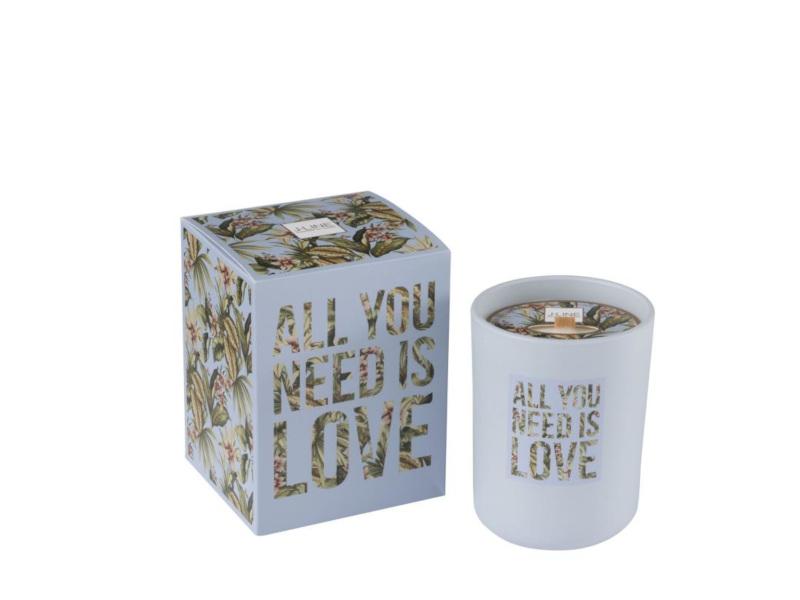 LUMANARE AL YOU NEED IS LOVE – cod:94453